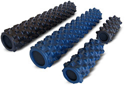 Rumble Roller: good to prepare for ITB stretches
