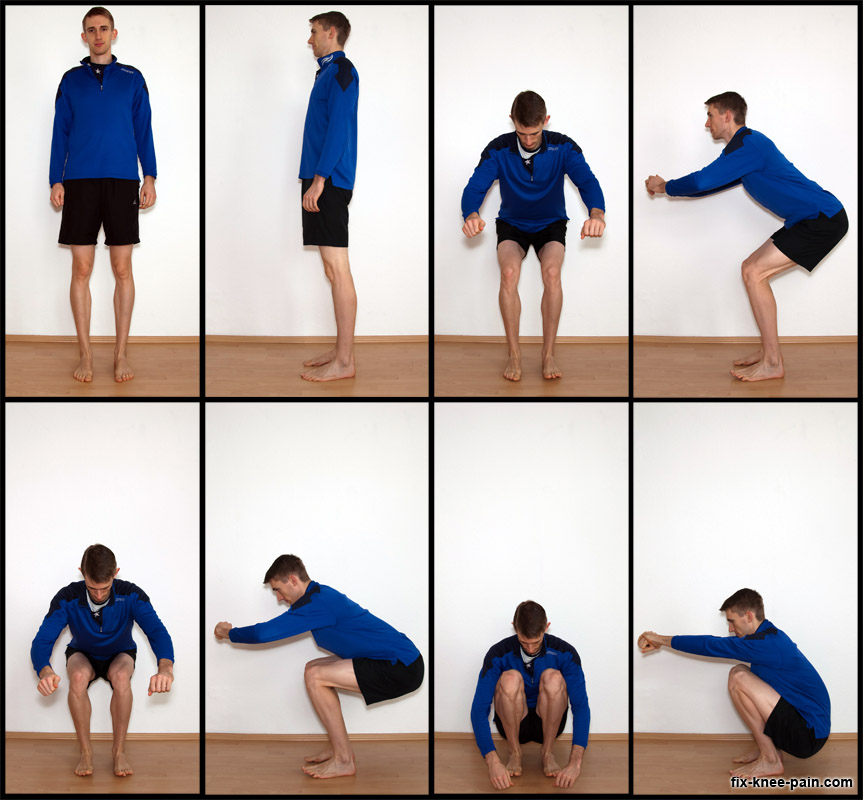 Exercises to Strengthen Knock Knees