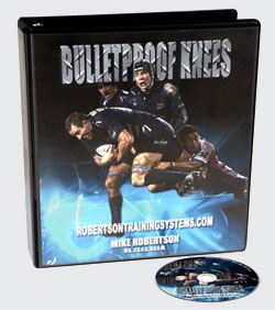 Bulletproof Knees Manual by Mike Robertson