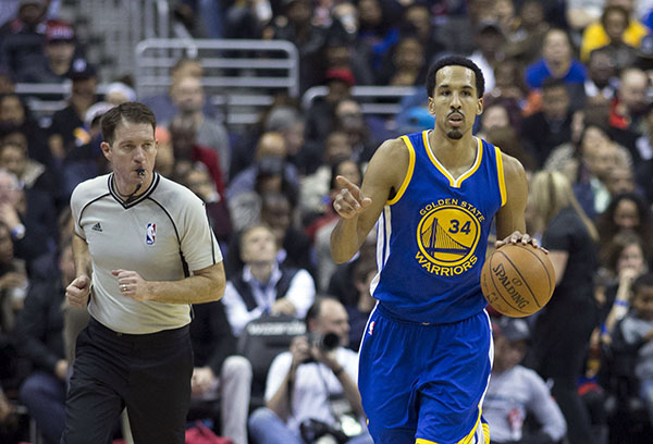"Shaun Livingston, picture by  Target=""_blank"">Keith Allison via Flickr."