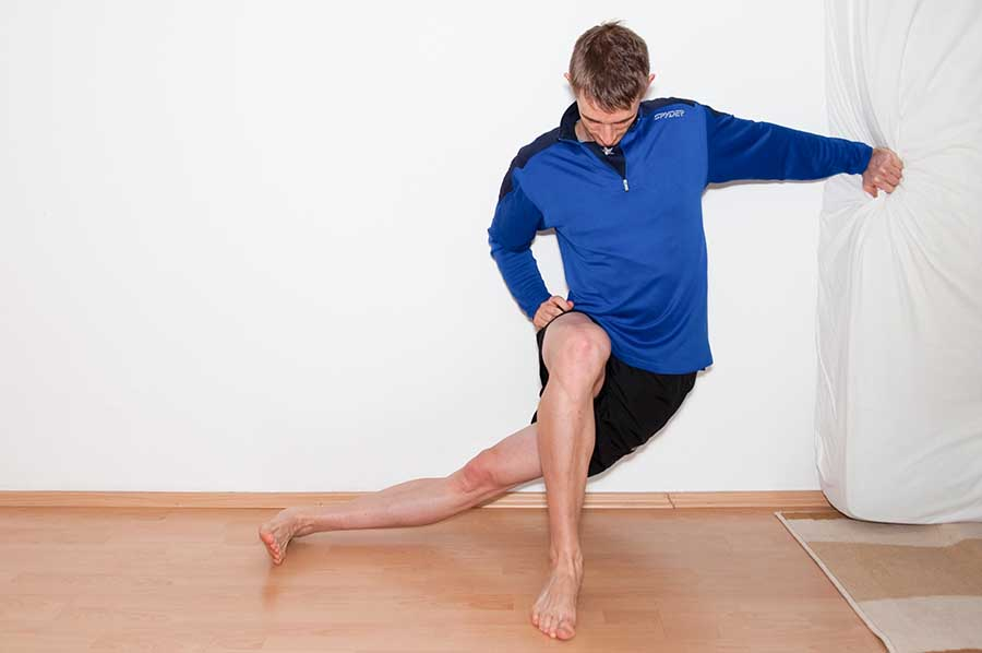 Simple IT Band stretch