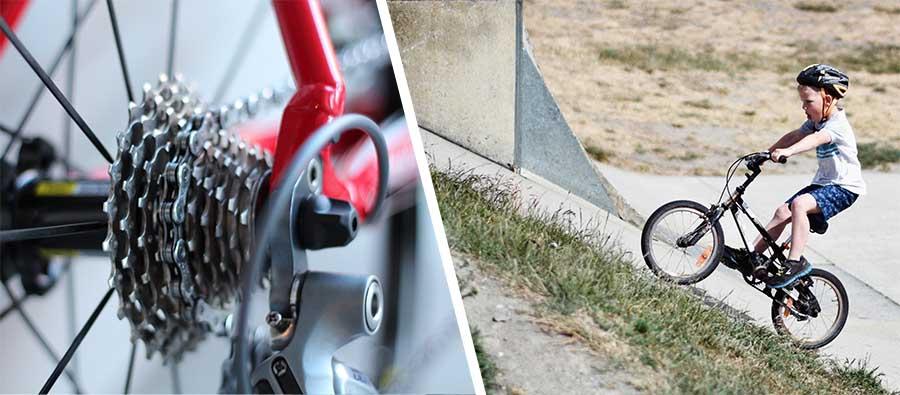 Cycling for patellar tendonitis